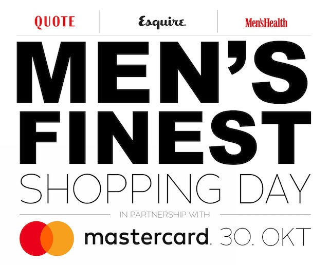 Men's Finest Shopping Day logo